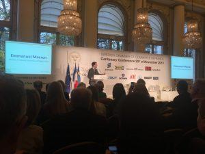 CCSF Centenary Conference i Paris